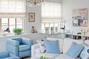 Dekorasyonda beyaz mobilya trendi