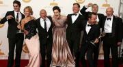 43. Emmy Ödülleri sahiplerini buldu