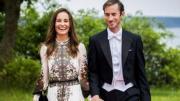 Pippa Middleton Türk imzalı elbise giydi