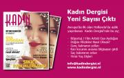 Kadın Dergisi Yeni Sayısı Çıktı