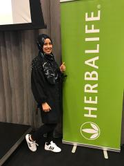 Herbalife diyet değildir, Yaşam tarzıdır....