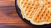Waffle hamuru nasıl yapılır?