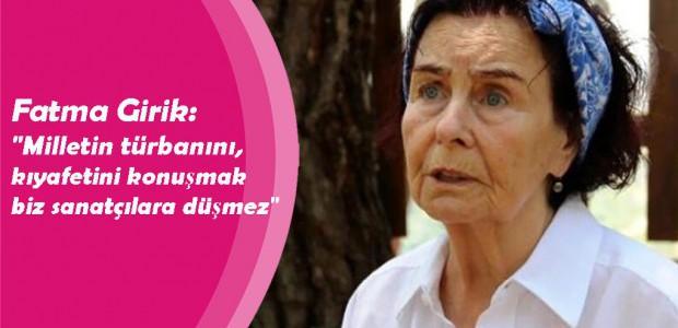 Fatma Girik: